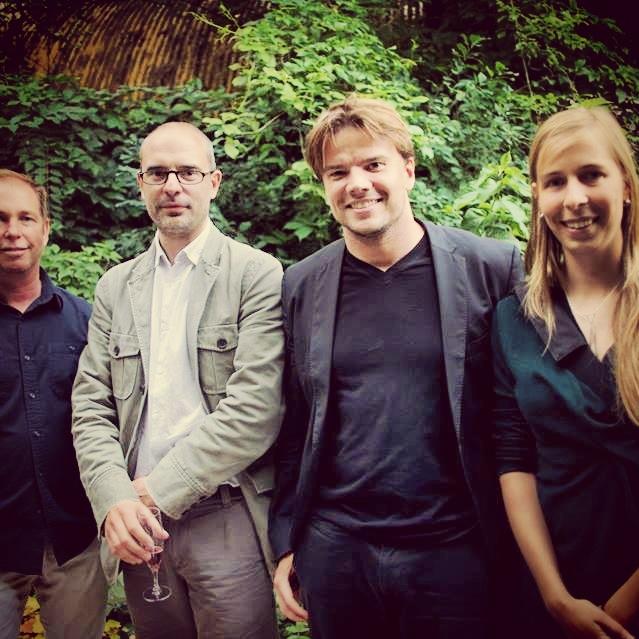Bjarke Ingels (BIG) et Monte Laster (FACE) – ENSA Paris Malaquais et Moulin Fayvon à la Courneuve – 15 juin 2011