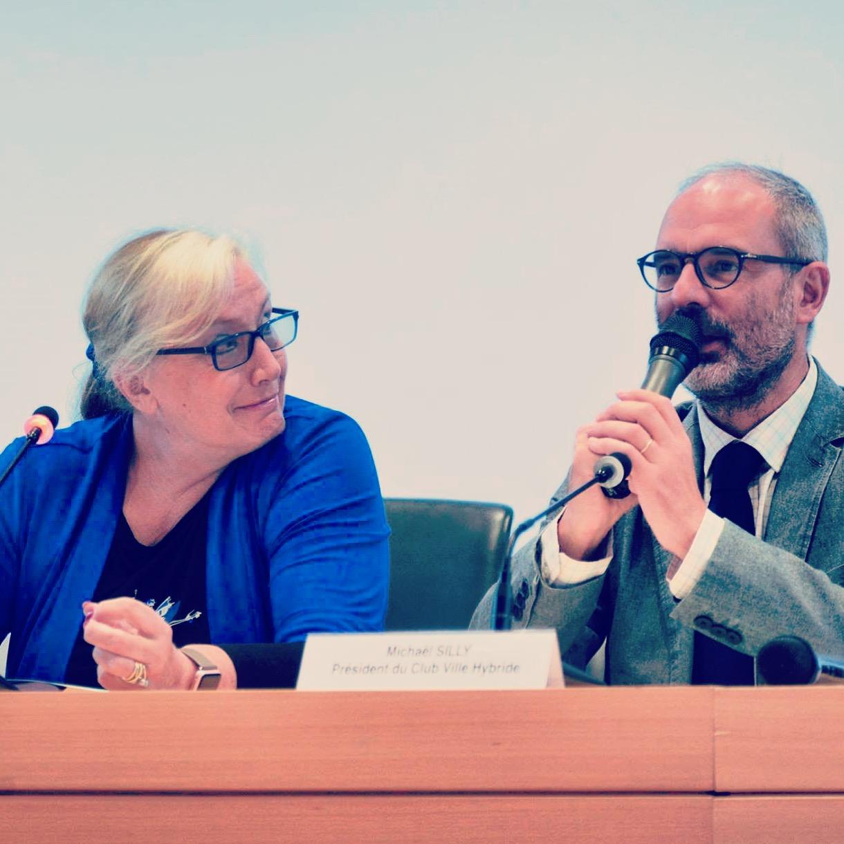 Noisy-le-Grand : un développement ciblé et maîtrisé du territoire. Avec Brigitte Marsigny, Jean-Baptiste Rey… – 5 septembre 2017